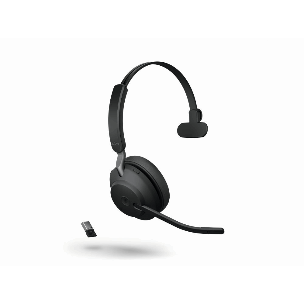 Jabra Evolve2 65 Link380a MS Mono Black