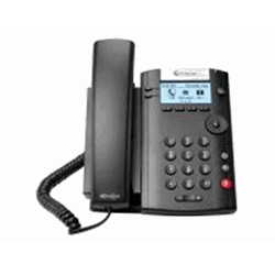 Polycom VVX 201 Business Media Phone  SKYPE FOR BUSINESS EDITION